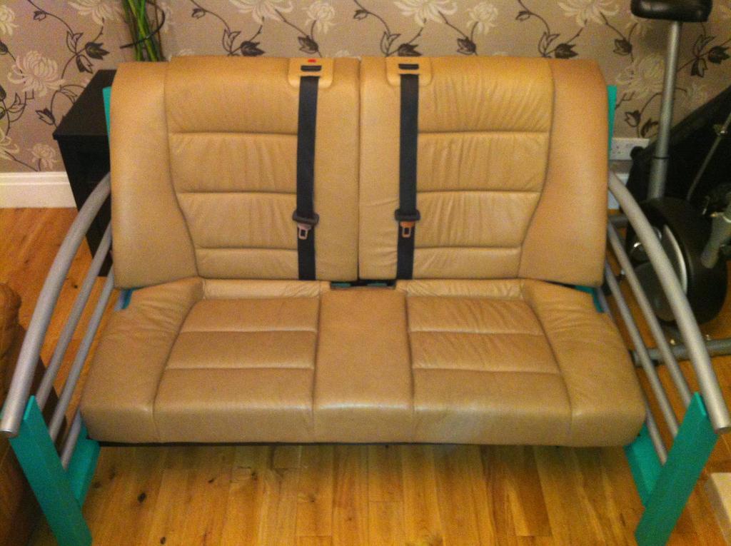 BMW Sofa Chair By MJHartley ...