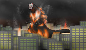 GojiGrimm: Burning Godzilla