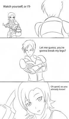 Injustice Nora vs Mercury