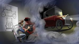 Birth of the Car