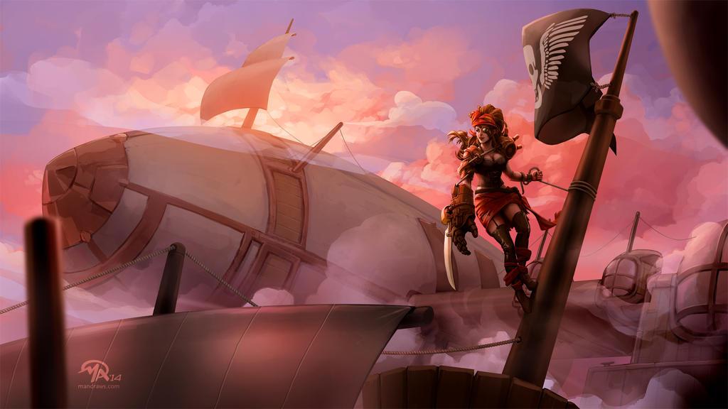 Sky Piratess