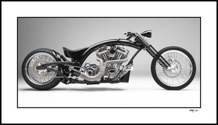 'The Edge'  Motorcycle