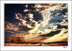 Enchanted Mesa by kimjew