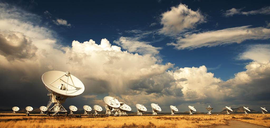 Vla Telescopes By Kimjew On Deviantart