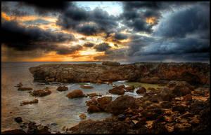 Sunset Beach. Oahu by kimjew