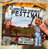 Scarecrow book cover