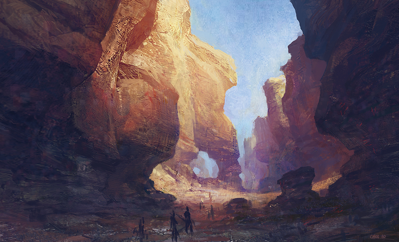 Desert by crs1009