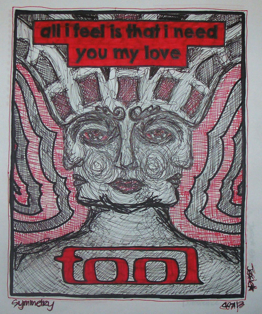 TOOL Band Poster By CBCreashunz5150 On DeviantArt