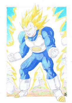 Vegeta: Super Saiyan Grade 2