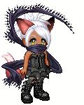 Gothic fox avatar by missmab123456