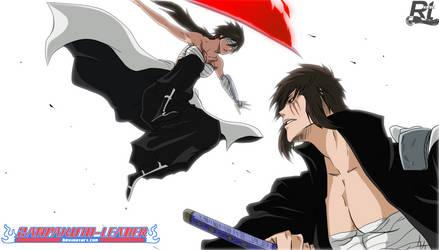 Matsunami vs Shiro part 1 by Zanpakuto-Leader