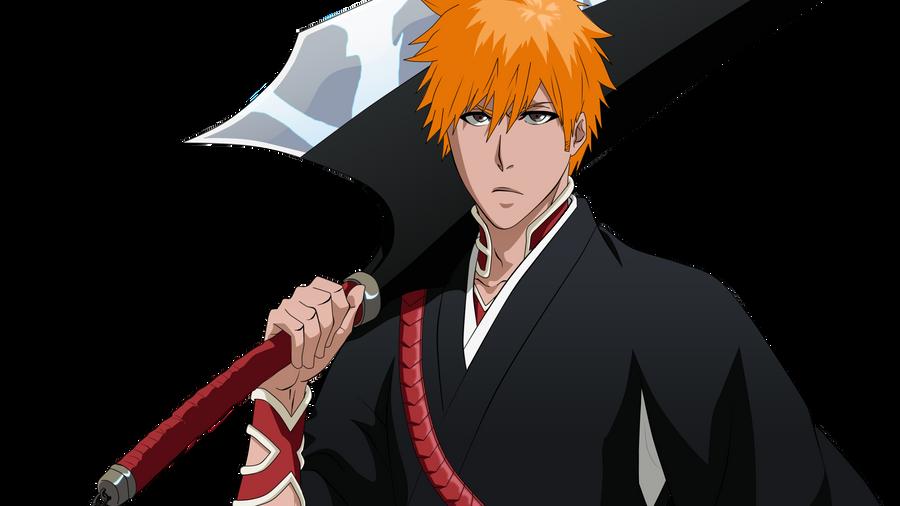 Ichigo New Shikai Vector by Zanpakuto-Leader