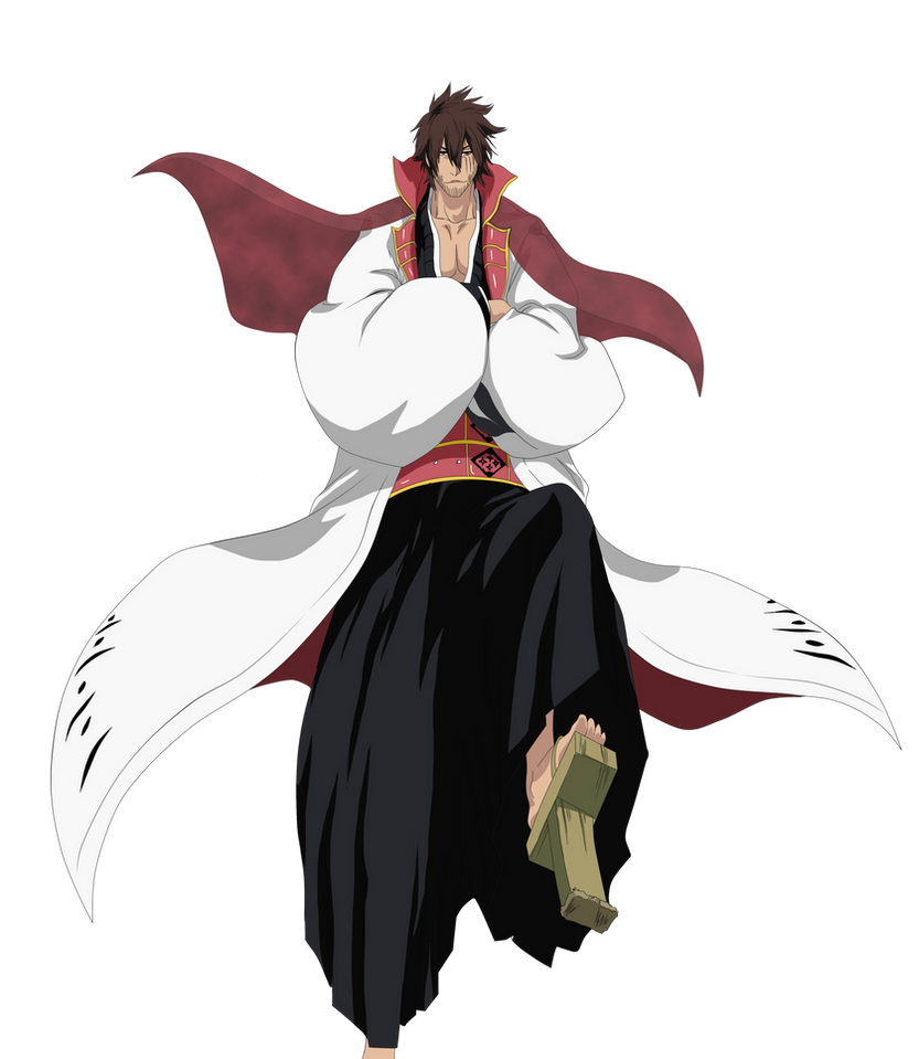 Oc Captains On Bleach Oc Characters: The Gale Of The Crimson Devil By Zanpakuto-Leader On