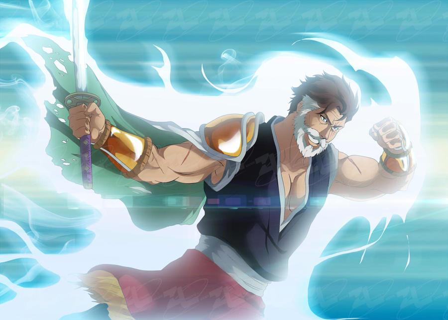 Shiro Morimoto - Days of Future to Come by Zanpakuto-Leader