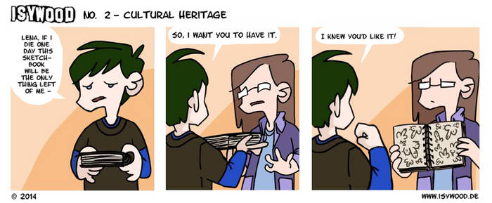 ISYWOODSTRIP No. 2 - Cultural Heritage