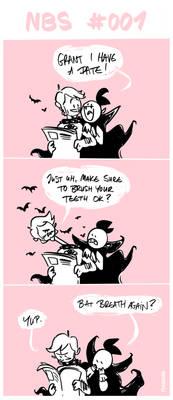 NBS comic #001