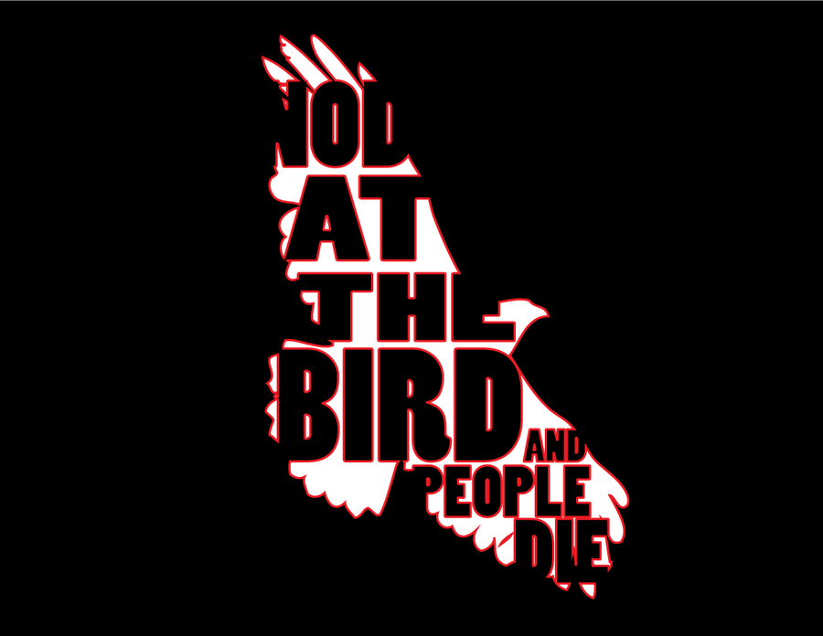 Nod at the Bird and People Die by PabloDoogenfloggen