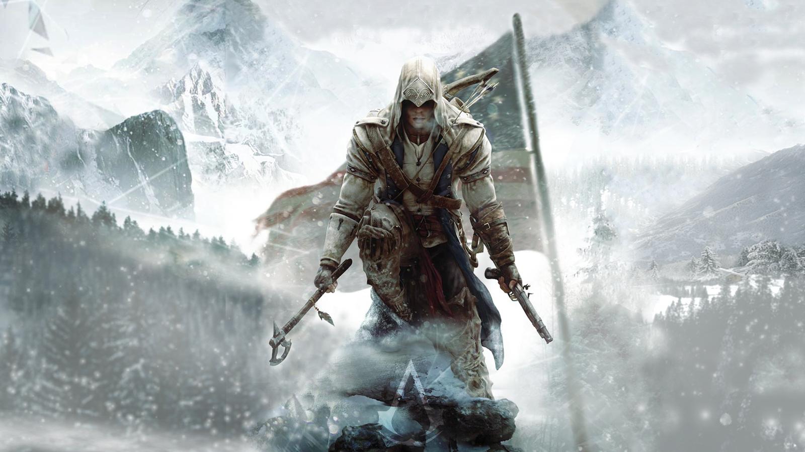 Assassins Creed 3 Wallpaper By Pablodoogenfloggen On Deviantart