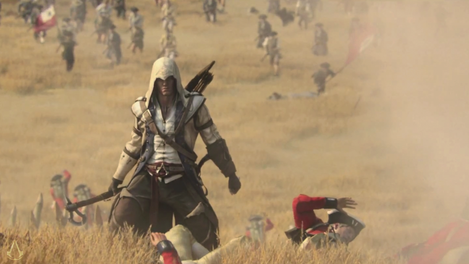 Assassins Creed 3 Connor Wallpaper By Pablodoogenfloggen On Deviantart