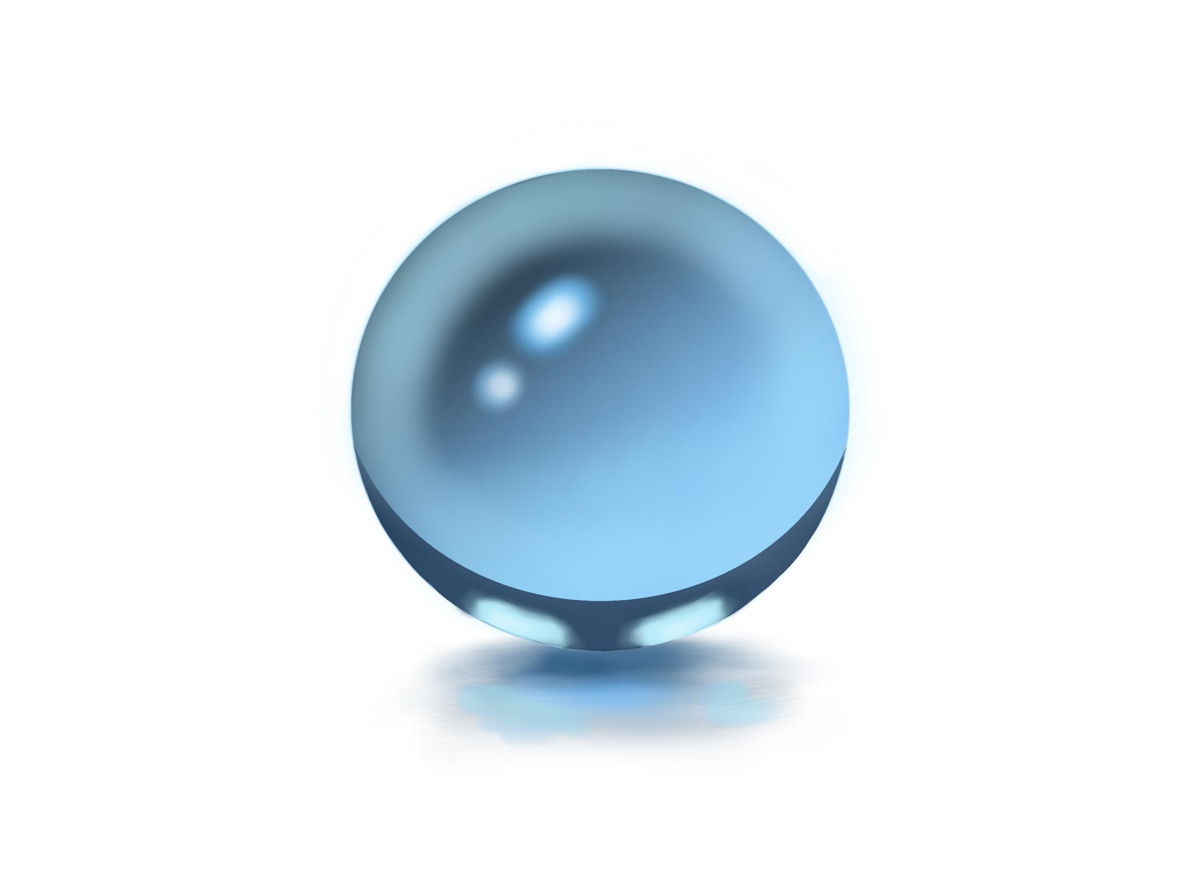 Glass ball by lluvia on deviantart