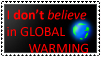Global Warming Stamp by kotta-kasai
