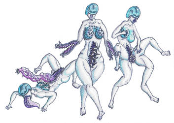 Genetic Aberrations by biohazzart