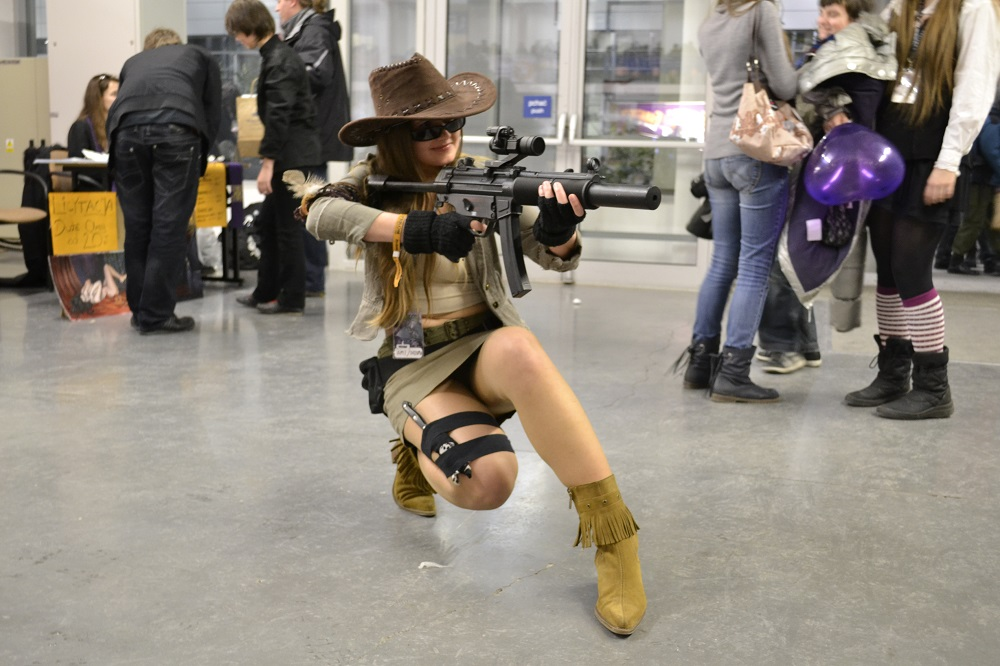 Me as Caitlyn Safari from League of Legends by Drzuma on ...