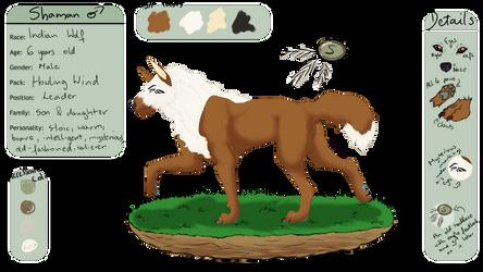 Shaman | WOLF [WL REF]