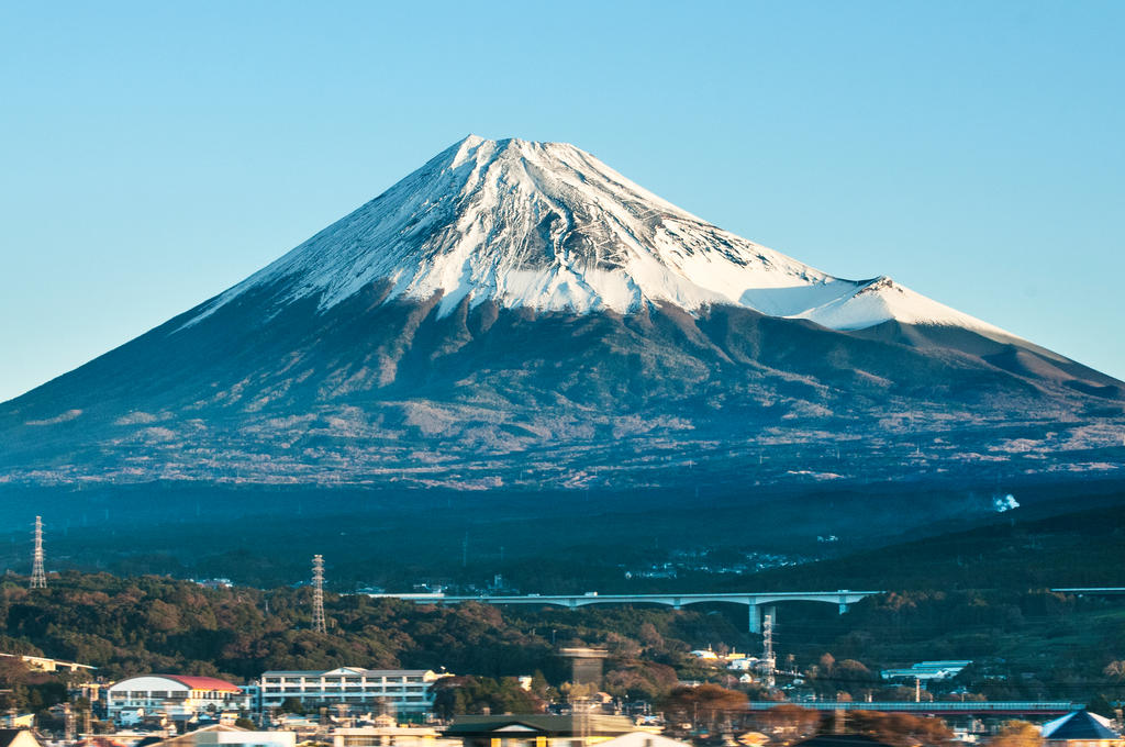 how to get to mt fuji by train
