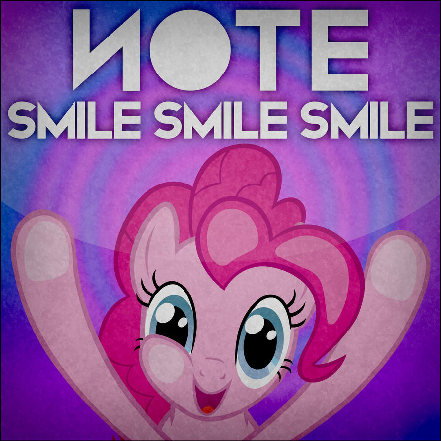 Smile Smile Smile (Remix) Album Art by n0tezz