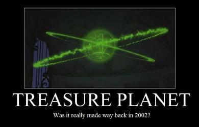 Treasure Planet Motivatioal by lisuje