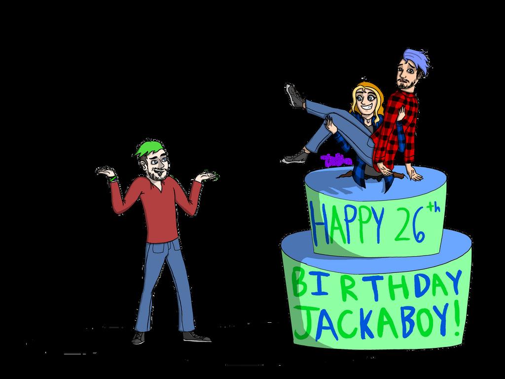 Happy 26th Birthday Jack!!! by lisuje