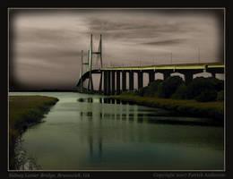 Sydney Lanier Bridge by renaissanceman3