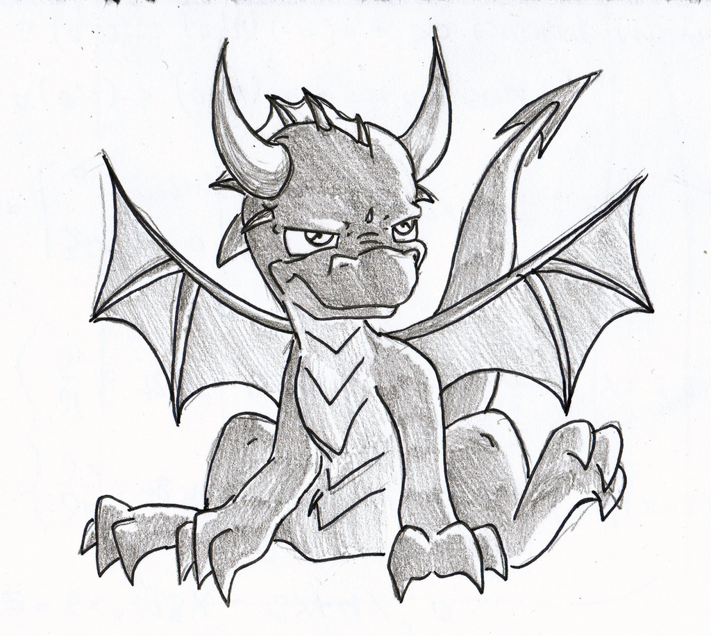 Dragon Sketch by Umpherio on DeviantArt