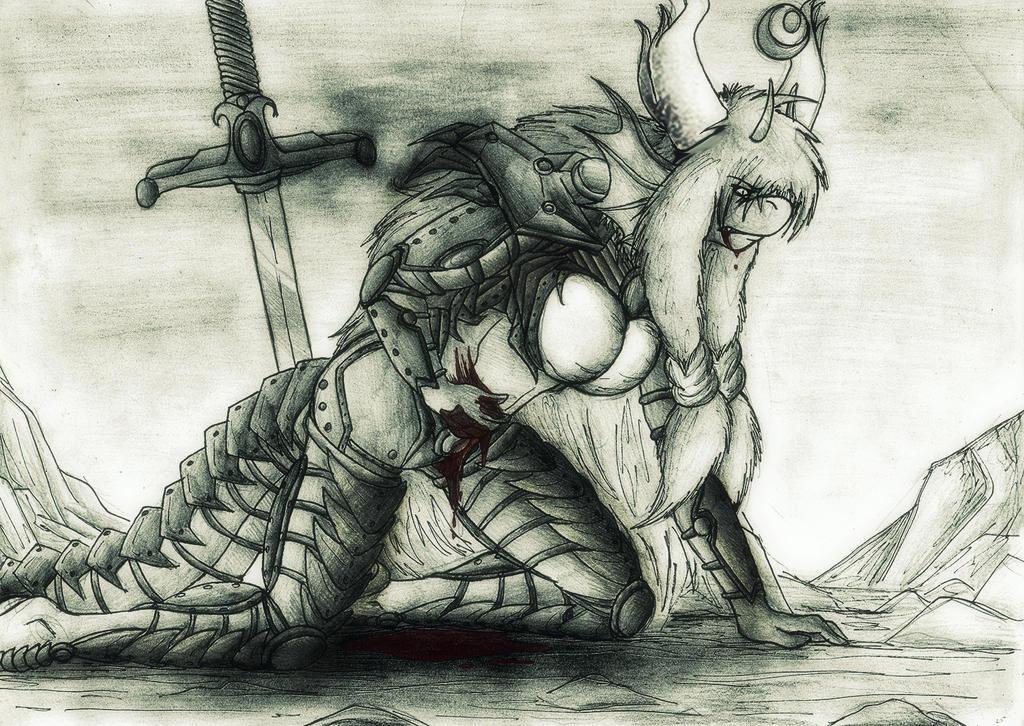 War Wound by Umpherio