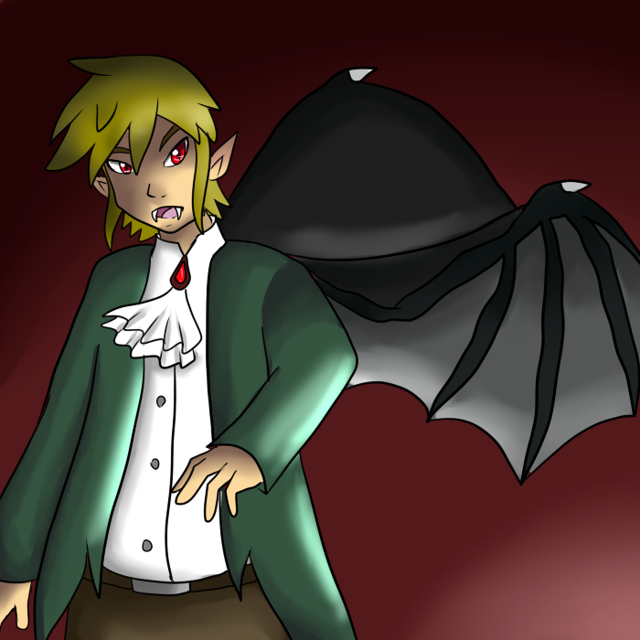 Vampire Skyward Link by LinkofSkyWind