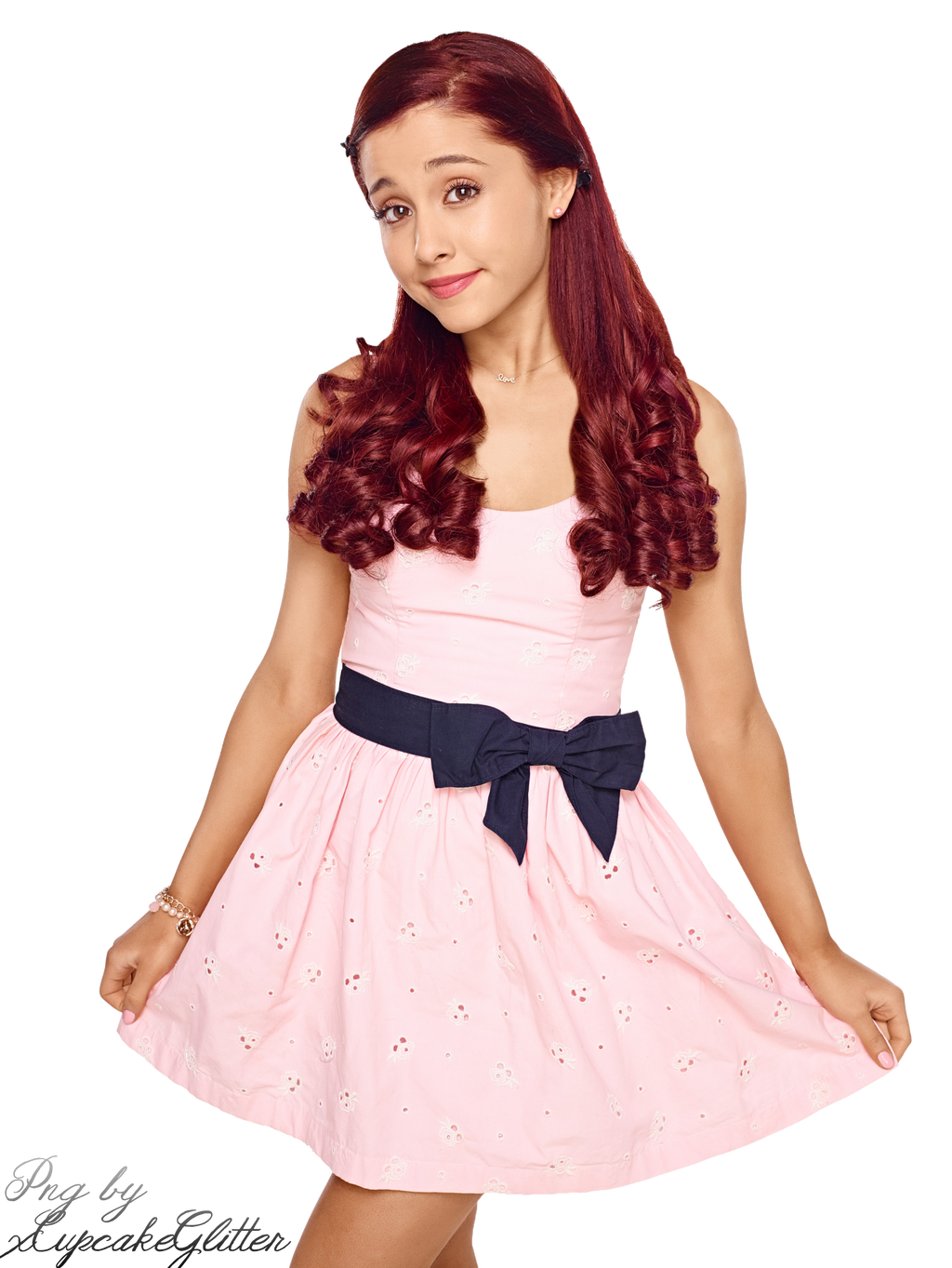 Ariana Grande PNG - Sam and Cat by xCupcakeGlitter on ...