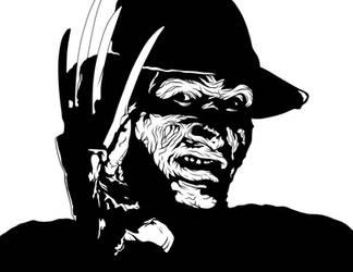 Freddy Kruger by frostdusk