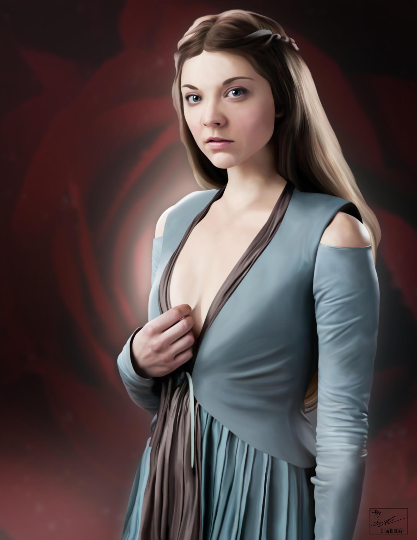 Margary Tyrell by frostdusk