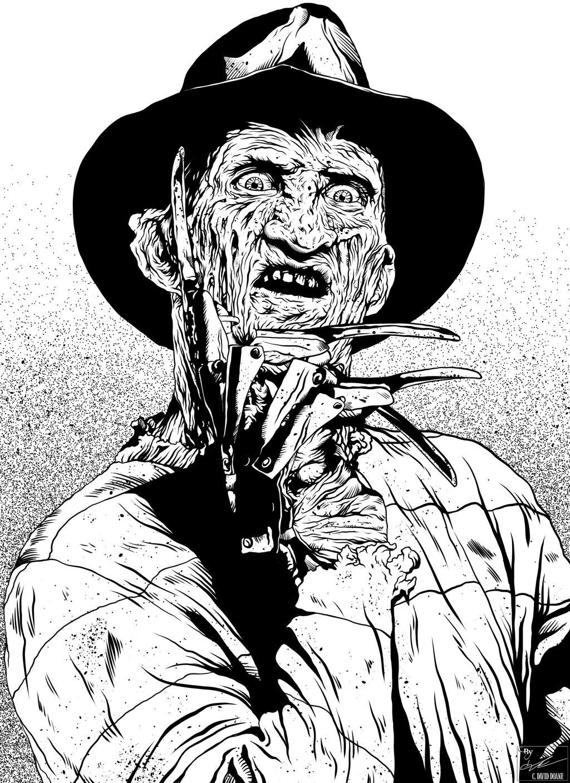 Image Result For All Freddy Krueger
