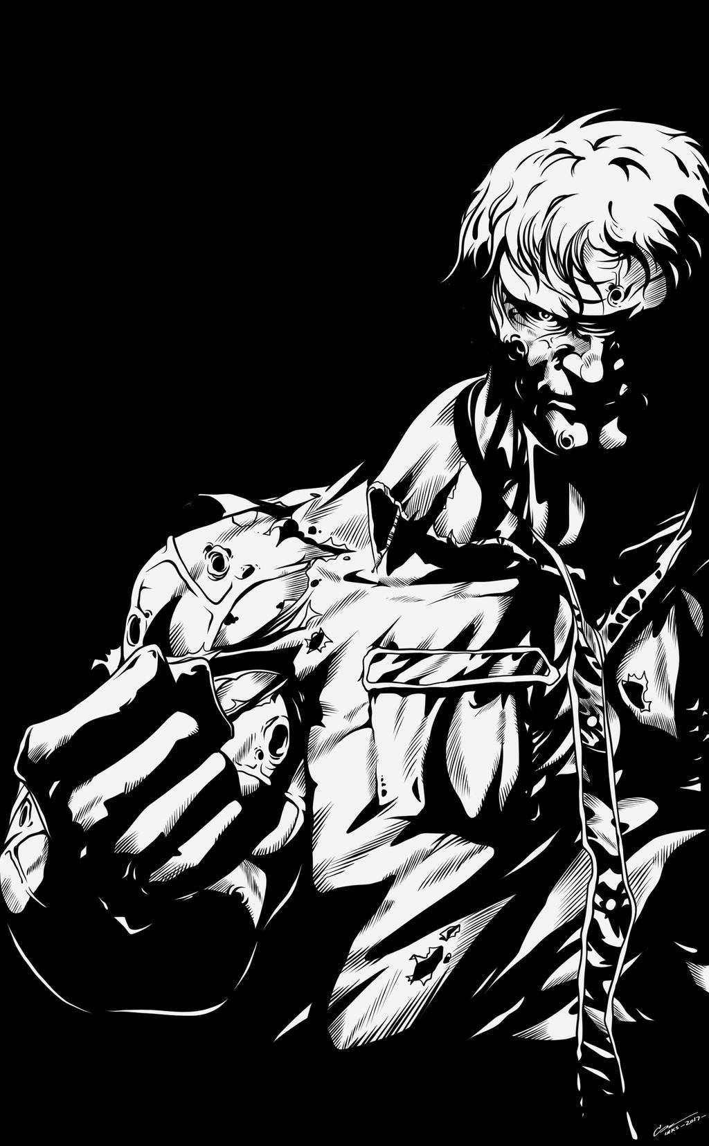 Solomon Grundy Ink By Frostdusk On Deviantart