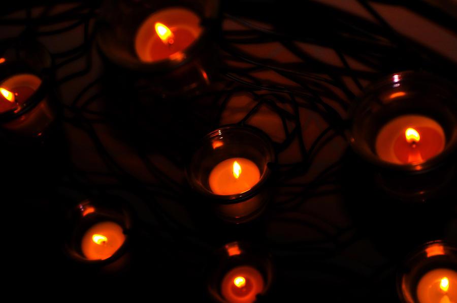 Web of Flame by atsilia