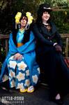 Himawari and Yuuko - XXXholic by hdtheory