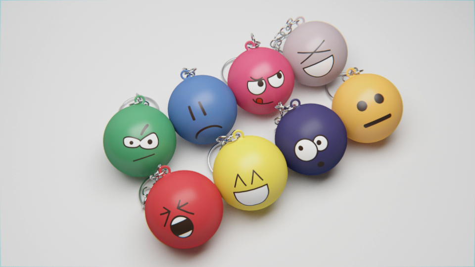 DA Stress Balls v2 by shimon-graffiti