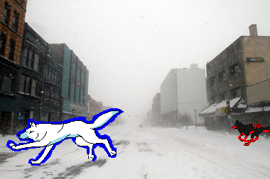 City of Snow by silver-ko-13