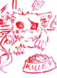 Killer by Akai-lein