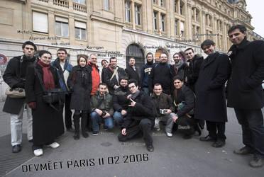 DEVMEET PARIS 11 02 2006 by Parisiens