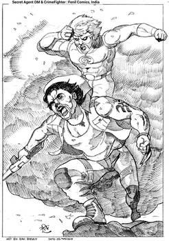 Fenilverse : Fenil Comics