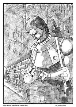 Doga : Raat ka Rakshak, Raj Comics : India