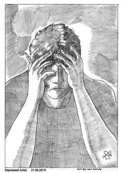 Depressed Artist